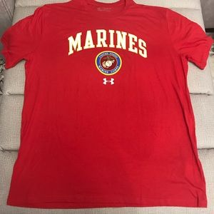 United States Marine Corps Under Armour T-Shirt